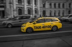 מונית גדולה מאוד