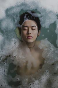 אמבטיה חמה